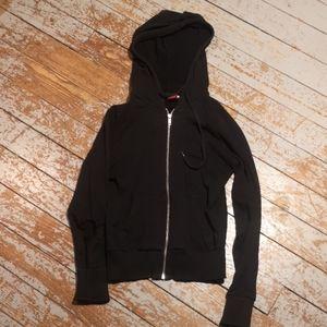 Divided hoodie